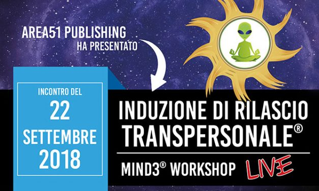 Mind3® Workshop Live: incontro del 22 settembre 2018