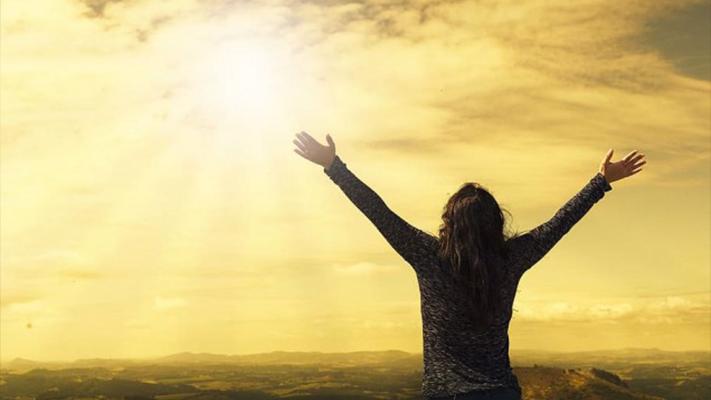 Rilascio dello stress verso Dio